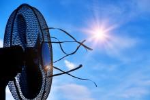 Varmen ga rekordpris i juli