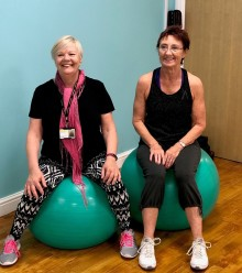 New activities to help older people remain active and well