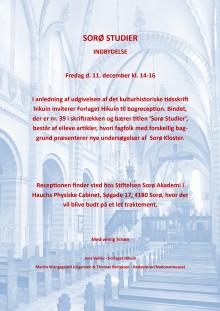 Kom og hør helt nye detaljer om Sorø Kloster