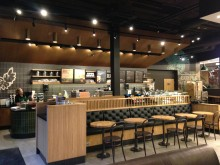 Starbucks på Jessheim Storsenter åpner 4. november