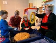 Vil øke barnehagebarns forståelse av samisk kultur