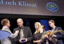 Löfbergs received environment award