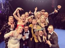 Tina Käll från Clarion Hotel Amaranten kammade hem priset - Årets Säljare i hela Nordic Choice koncernen!