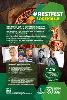 Annons för Restfesten 2016