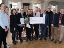 Kastanjens förskola prisades för sitt jämställdhetsarbete