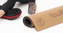 Flowlife lanserar klimatsmart yogamatta