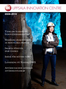 UICs Årsberättelse 2009-2010