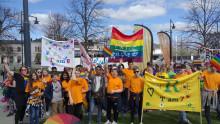 Pride - vårens tema på Erlaskolan Södra