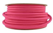 Rosa är aldrig fel – För färgmärkning av funktionsjordsledare rekommenderas färgen rosa.