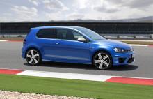 Starkaste Golf-versionen hittills – nya Golf R lanseras i Sverige i januari