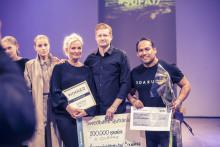 K-OURAGE VINNER SHOW UP FASHION AWARD 2017