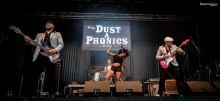 THE DUSTAPHONICS: London's Ultimate Party Band Get Ready To Takeover Spain - Tour Dates