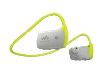 Música en cualquier parte con el Walkman® WS610 ahora con tecnología inalámbrica Bluetooth®
