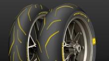 Ett år, fire nye dekk. Dunlop leder an i utvikling av hypersportsdekk.