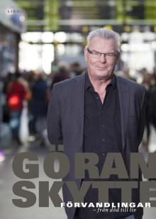 Göran Skytte är tillbaka – efter stroken