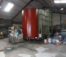 Huge fuel factory dismantled in Co Down