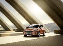A vadonatúj Ford Fiesta, a legfejlettebb technológiájú kisautó