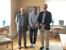 Rospiggarnas Mikael Teurnberg tilldelas Norrtälje Nyckel 2017