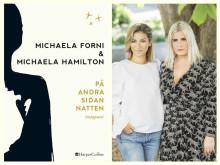 Nu släpps den första svenska instapoesisamlingen På andra sidan natten med texter av Michaela Forni och Michaela Hamilton