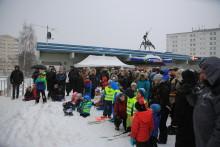 Folkefest da T-banen kom tilbake til Østensjøbanen