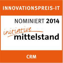 Ausgezeichnet: Innovationspreis-IT für cobra CRM BI