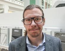 Kent Blom - ny chef för Produktion i Strängbetong