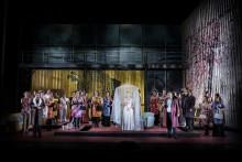 Madama Butterfly med ny trollbindande sopran och en publikfavorit som med stort internationellt genombrott