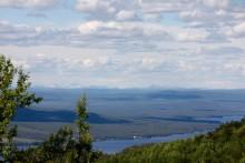 Nalovardotoppen är den vackraste omvägen i norra Sverige