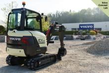 Volvo CE presenterar en 100 % elektrisk minigrävarprototyp