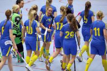 Perfekt avslutning på U19-eran för damerna