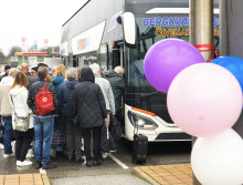 Ölvemarks Holiday inviger sitt 35-årsjubileum  tillsammans med 400 resenärer i Prag