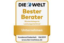 Wenn guter Rat gefragt ist: Das sind Deutschlands beste Berater 2019