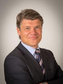 Peter Ervasalo har utsetts till vd för DHL Express Sverige