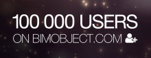 BIMobject® Cloud – now more than 100 000 professional users