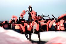 Hjälporganisationer är inte boven på Medelhavet
