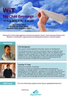 WiT SkyChat Evening