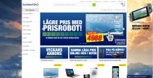 Elgiganten byter betalningspartner för smidigare e-handel