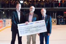 1 025 632 kronor insamlat till Hockey of Hope!