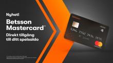 Betsson lanserar Betsson Mastercard