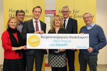 Bürgerenergiepreis Niederbayern startet in eine neue Runde