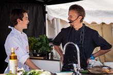Paul Svensson till Matfestivalen i Skövde för femte gången