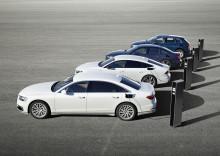 Audi viser 4 nye PHEV-modeller i Geneve