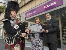 Cabinet Secretary launches flagship VisitScotland iCentre in Highland Capital