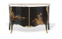 John Cobb's Exotic Lacquer Furniture