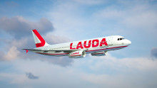 New direct route with Laudamotion to Vienna from Gothenburg