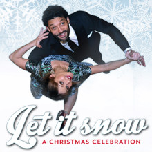 Hanna Lindblad & Rennie Mirro - Let it snow a Christmas Celebration