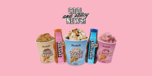 Cool and saucy news – Barebells lanserar Protein Ice Cream Tubs och toppingsåser