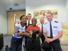 Officers save boy's life
