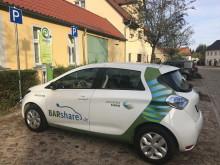 Elektrisch geladen durch Brandenburg