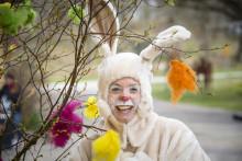 Tag på påske-smuttur til Sverige